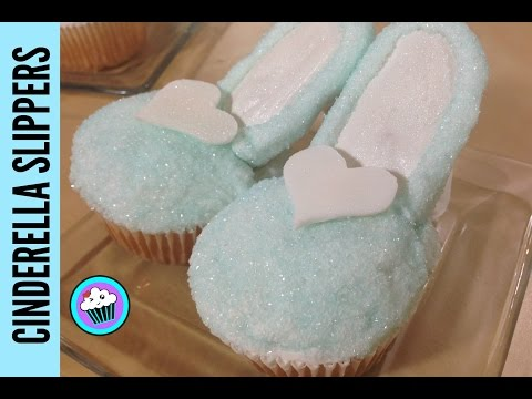 How to make Cinderella Glass Slippers - Pinch of Luck