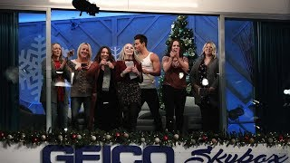 GEICO Skybox Winners Get an Extra Special Gift