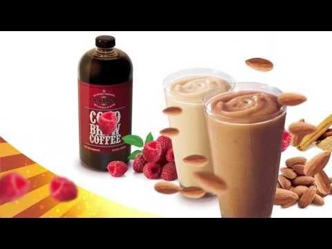 Smoothie King Coffee High Protein Smoothies