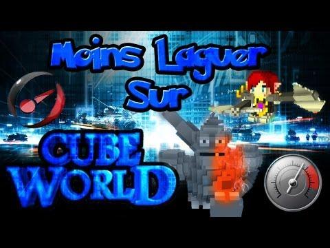[NarkoTag] Ne plus laguer sur Cube World