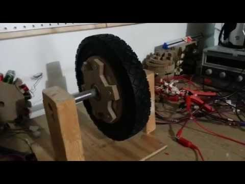 Building a brushless electric motor - Introduction (Part 1)