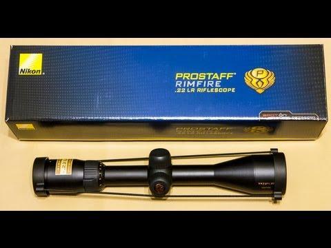 Nikon Prostaff Rimfire 3-9x40mm Review