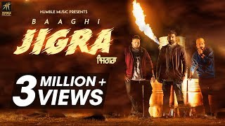 Jigra | Baaghi | Desi Crew | Official Music Video | Latest Punjabi Songs 2018 | Humble Music