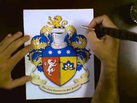 What is and Is NOT a Coat of Arms