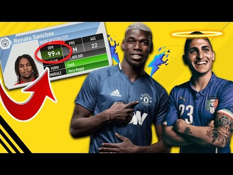 THE GREATEST TEAM IN CAREER MODE!!! (2022) | FIFA 17 Career Mode