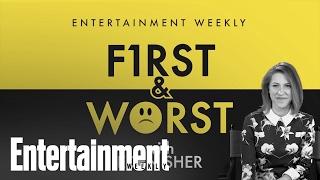 Eden Sher Hated Kissing Ryan Hansen | Entertainment Weekly