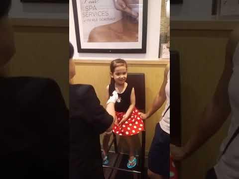 Gia Gets Her Ears Pierced!