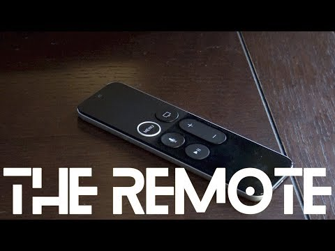 How To Charge Your Apple TV Remote