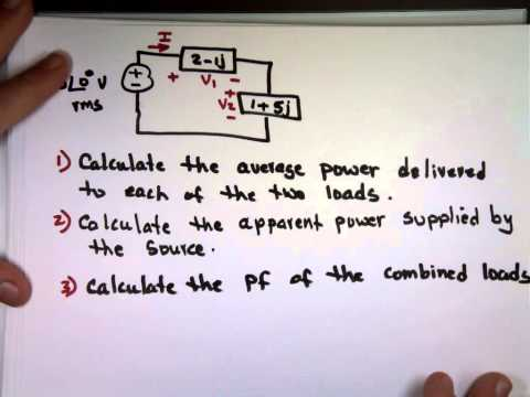 Apparent Power and Power Factor