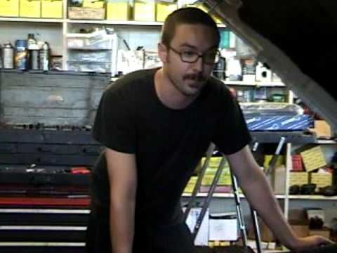 Cabin Air Filter Service at Autobahn Imports in Eugene.