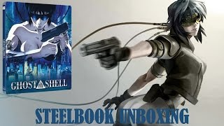 GHOST IN THE SHELL - ÉDITION SPECIAL FNAC UNBOXING
