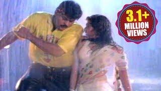 Gharana Mogudu Movie Songs || Kitukulu Thelisina - Chiranjeevi, Nagma