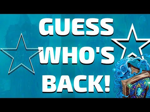 GUESS....WHO'S..........BACK!!!!!!!!!!!!!!!!!!!!!!!!!!!! POST YOUR REQUESTS MY FELLOW WIZARDS!!!