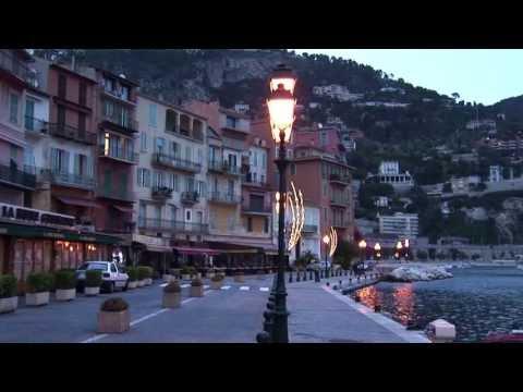 Villefranche & to Monaco