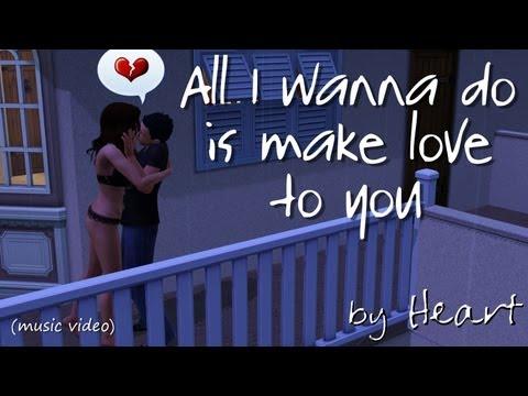 All I wanna do is make love to you - Heart (Lyrics/Tradução Pt-Br) 12+
