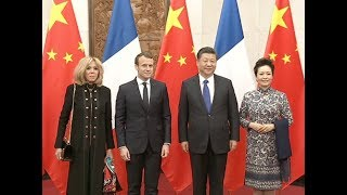 Xi Jinping: Sino France Ties in New Era Have Much to Accomplish