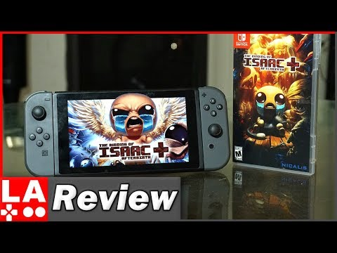 The Binding of Isaac: Afterbirth+ Review | Nintendo Switch
