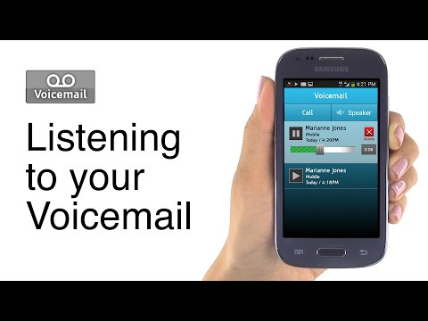 How to Setup and Check Your Voicemail on Jitterbug Touch