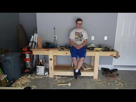 Garage Wall Organizer and Shop Update