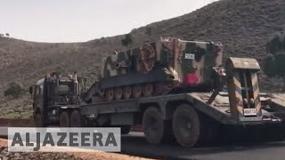 🇹🇷 Turkey intensifies Afrin offensive against US-backed YPG