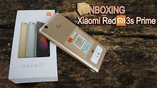 Unboxing Xiaomi Redmi 3s Prime Indonesia, Murah Berspesifikasi Mumpuni