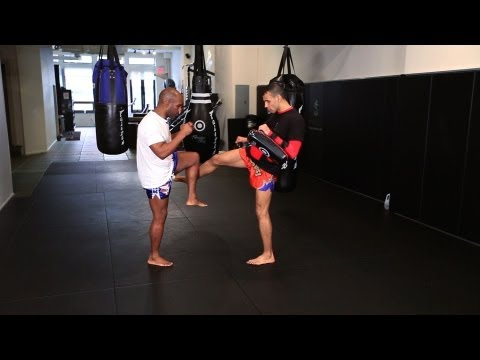 5 Tactics to Counter Kicking Attacks | Muay Thai