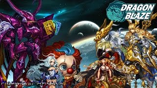 Dragon Blaze - 67 (korea) Ultimating Thanatos, Iota, And Making Transcended Llywelyn And Margaret