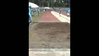 Jessie Tormis Triple Jump