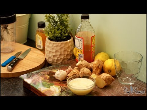 How To Make Home Remedy For Your Body At Home | Recipes By Chef Ricardo