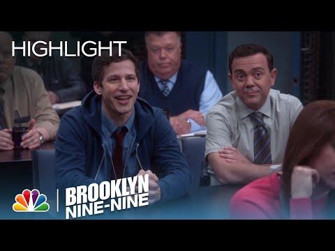 Jake & Charles Have An Exclusive Meeting | Season 5 Ep. 20 | BROOKLYN NINE-NINE