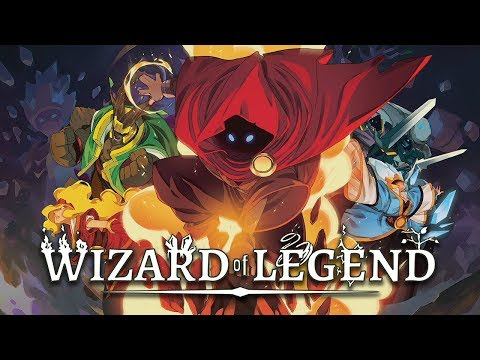 Wizard of Legend - LEARNING THE ROPES