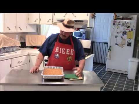 Cheesy Crawfish Cornbread