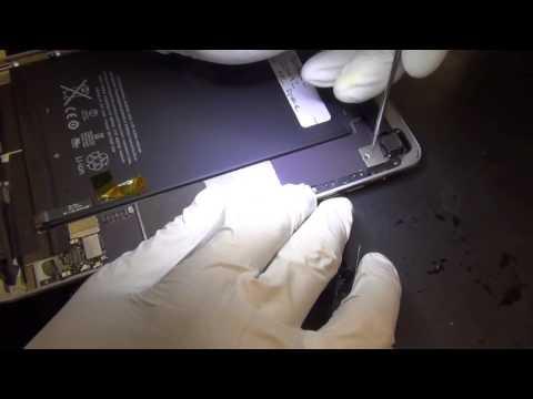 iPad mini Retina Touch Digitizer Connector Repair digitizer fpc connector