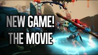 New Game! - Dota 2 Movie