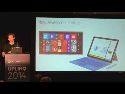 Building Apps for Windows Phones and Tablets