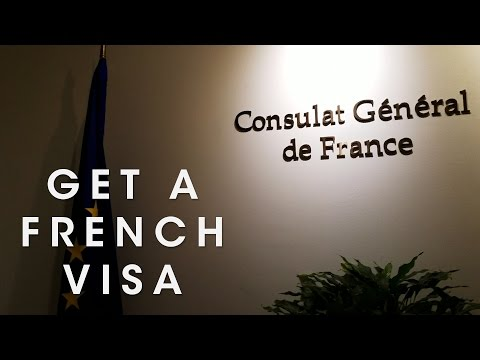 How To Apply for a French Visa