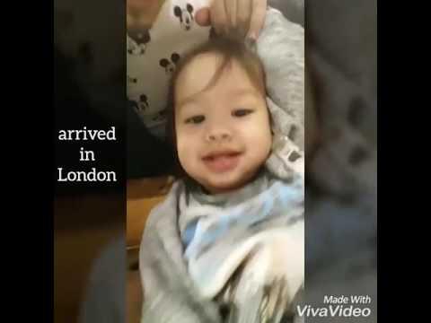 From Abu Dhabi - London - Nottingham [24072016]