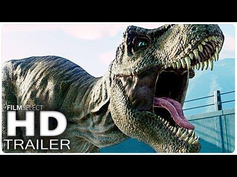 JURASSIC WORLD 2: Fallen Kingdom Trailer (Extended) 2018