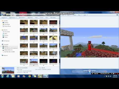 How to access your minecraft screenshots! (Yeah some people don't know how!)