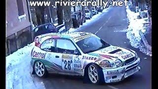 WRC best of rallye monte carlo 1997 - 2012