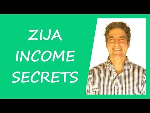 Zija Top Producer Secrets:  How To Become A Top Earner In Zija