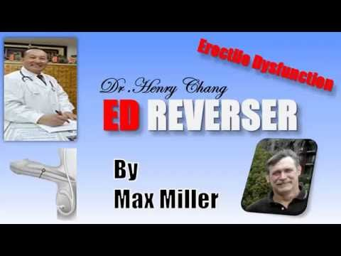 ED Reverser Review - Max Miller and Dr Henry Chang | Does It Really Work?
