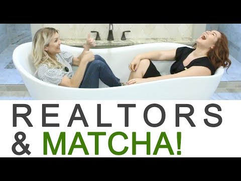 A Day in the Life of  Real Estate Agent & Why She Loves Matcha!