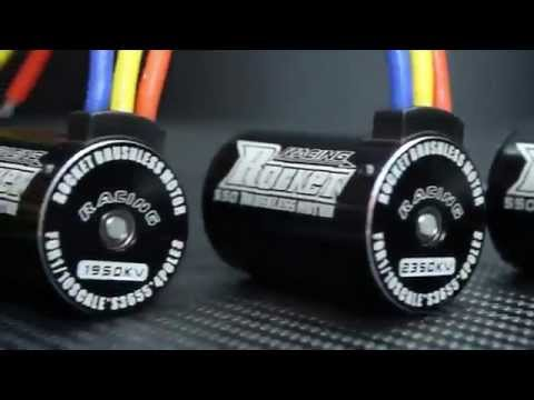 Rocket Sensorless Brushless Motor For Your 1/10 RC Car