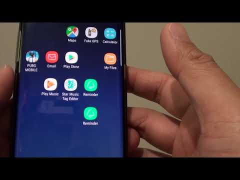 Samsung Galaxy S8: How to Add a Reminder Shortcut to Home Screen