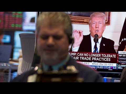Can President Trump Catch A Break with Liberal Financial Analysts?