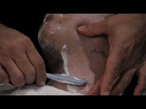 How to Shave Sensitive Skin on the Neck | Shaving Tips