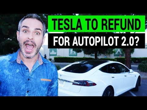 Tesla to Issue Partial Refunds to Autopilot 2.0 Owners?