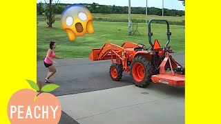 Funny Security Camera Fails You Won't Believe Happened 😲