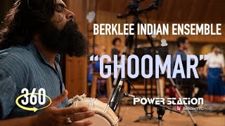 Berklee Indian Ensemble - Ghoomar (Stereoscopic 360 Video)